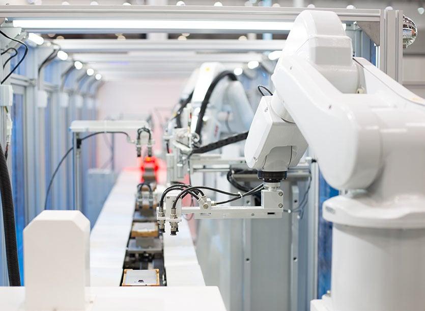Smart Factory; Operational Technology; OT Sicherheit