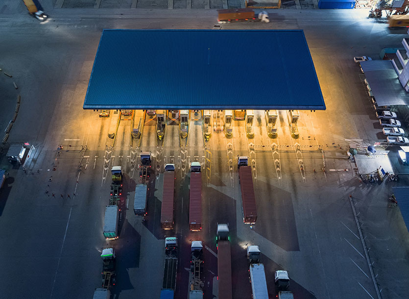 Smart Logistics; Flottenmanagement; IoT Security Solutions