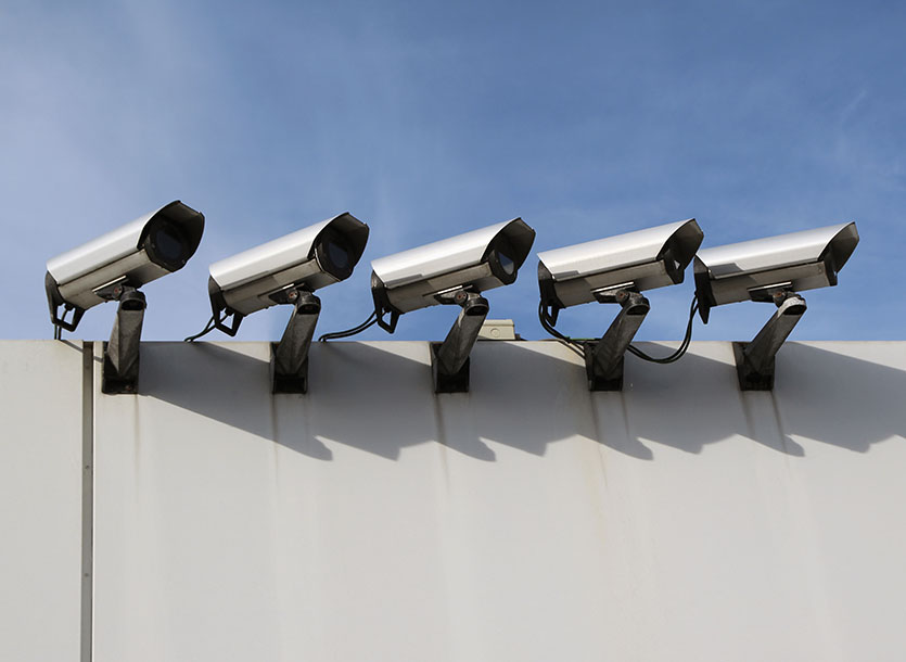 Surveillance; Überwachungssysteme; IoT Security Surveillance